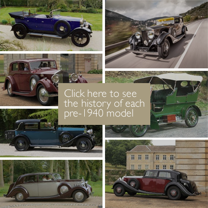 Click to see the history of each pre-1940 model
