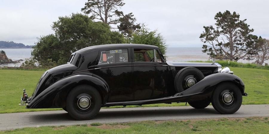 Rolls-Royce Car Gallery   Rolls-Royce car club   20-Ghost Club