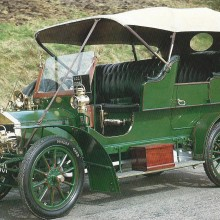 1905 ROLLS-ROYCE 15HP