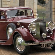 1937 25/30 HP THRUPP & MARBERLY SPORTS SALOON