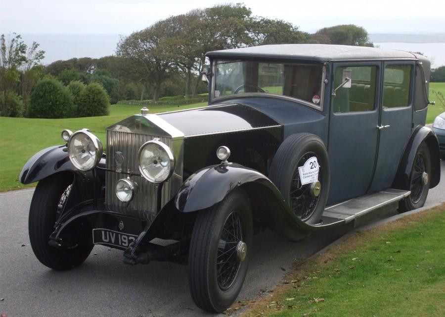 History of prewar RollsRoyce cars  RollsRoyce car club  20