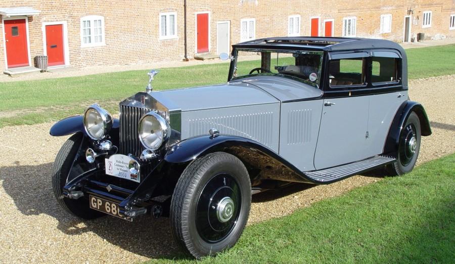 History of pre-war Rolls-Royce cars   Rolls-Royce car club   20-Ghost Club