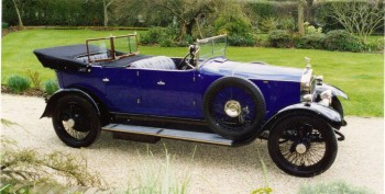 1923 ROLLS-ROYCE 20 HP CHARLESWORTH TOURER