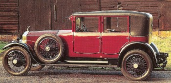 1927 ROLLS-ROYCE 20 HP