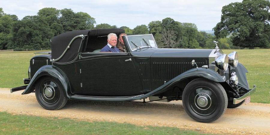 History Of Pre War Rolls Royce Cars Rolls Royce Car Club