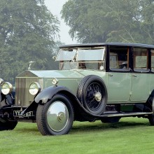 1928 ROLLS-ROYCE PHANTOM I WINDOVERS LIMOUSINE