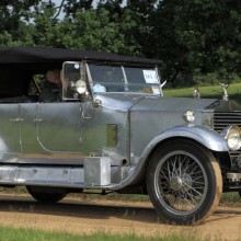 1926 ROLLS-ROYCE 20 HP WINDOVERS OPEN TOURER
