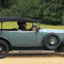 1926 ROLLS-ROYCE 20HP HOOPER OPEN TOURER
