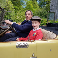 Igs Tour 2019 Young Finn O Hara Rolls Royce Owner Of The Future Comp